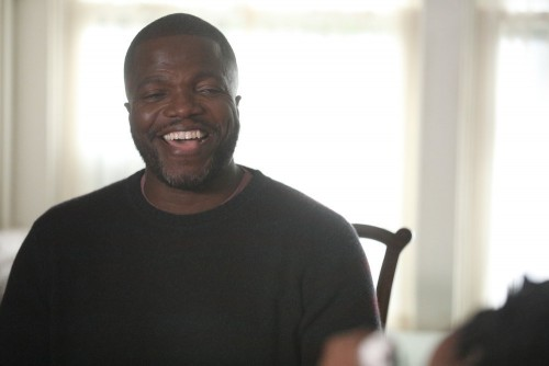 "GOOD GIRLS -- ""Au Jus"" Episode 305 -- Pictured: Reno Wilson as Stan Hill -- (Photo by: Jordin Althau"