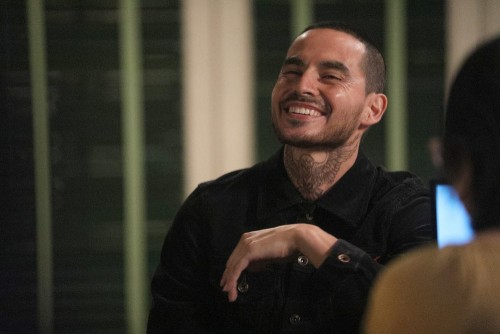 "GOOD GIRLS -- ""Au Jus"" Episode 305 -- Pictured: Manny Montana as Rio -- (Photo by: Jordin Althaus/NB"