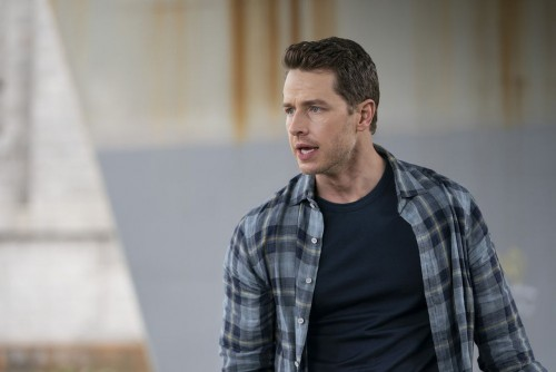 "MANIFEST -- ""Course Deviation"" Episode 210 -- Pictured: Josh Dallas as Ben Stone -- (Photo by: Peter"