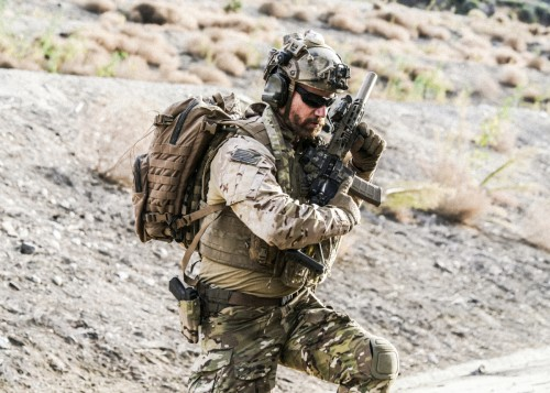 """Rules of Engagement"" -- While Bravo Team is on a special reconnaissance mission abroad, they are di"