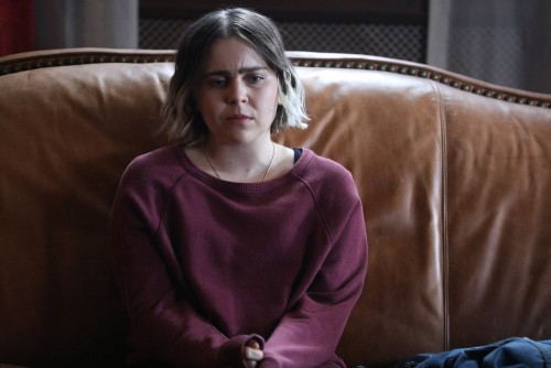 """GOOD GIRLS -- """"Fere Jacques"""" Episode 306 -- Pictured: Mae Whitman as Annie Marks -- (Photo by: Jordi"""