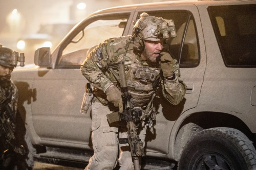 """""""Edge of Nowhere"""" -- Bravo Team searches for a new terrorist group leader who is orchestrating viole"""