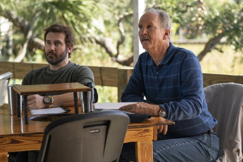 "COUNCIL OF DADS -- ""I'm Not Fine"" Episode 102 -- Pictured: (l-r) Clive Standen as Anthony Lavelle, M"