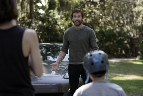 "COUNCIL OF DADS -- ""I'm Not Fine"" Episode 102 -- Pictured: Clive Standen as Anthony Lavelle -- (Phot"