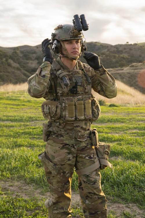 9-1-1: Ryan Guzman in the Eddie Begins episode of 9-1-1 airing Monday, April 20 (8:00-9:01 PM ET/PT)