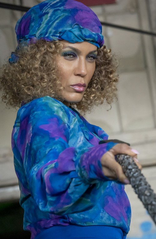 "EMPIRE: Nicole Ari Parker in the ""Home is on the Way"" episode of EMPIRE airing Tuesday, April 21 (9:"