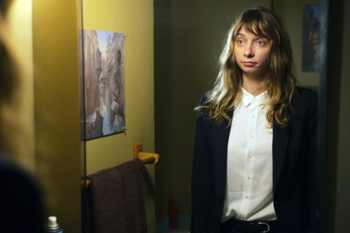 "GOOD GIRLS -- ""Incentive"" Episode 309 -- Pictured: Lauren Lapkus as Phoebe -- (Photo by: Jordin Alth"