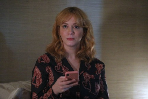 """GOOD GIRLS -- """"Incentive"""" Episode 309 -- Pictured: Christina Hendricks as Beth Boland -- (Photo by:"""