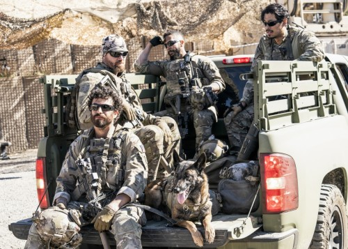 """""""In The Blind"""" -- Bravo Team gets ambushed by enemy forces during a mission to extract a potential l"""