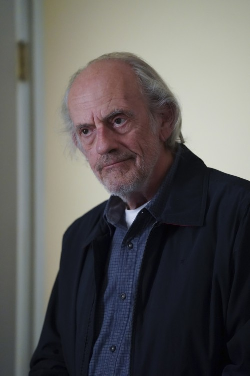 "The Arizona "" The team tries to verify the identity of Joe Smith (Christopher Lloyd), who claims he"