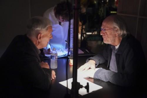 """The Arizona"" -- The team tries to verify the identity of Joe Smith (Christopher Lloyd), who claims"