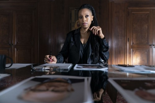 Cherise Boothe as Lee- Dispatches from Elsewhere _ Season 1, Episode 8 - Photo Credit: Jessica Kourk