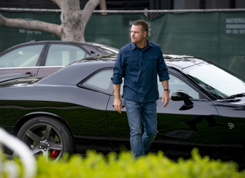 """""""Murder of Crows"""" - Pictured: Chris O\'Donnell (Special Agent G. Callen). NCIS helps a former NCIS t"""