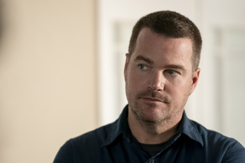 """Murder of Crows"" - Pictured: Chris O\'Donnell (Special Agent G. Callen). NCIS helps a former NCIS t"