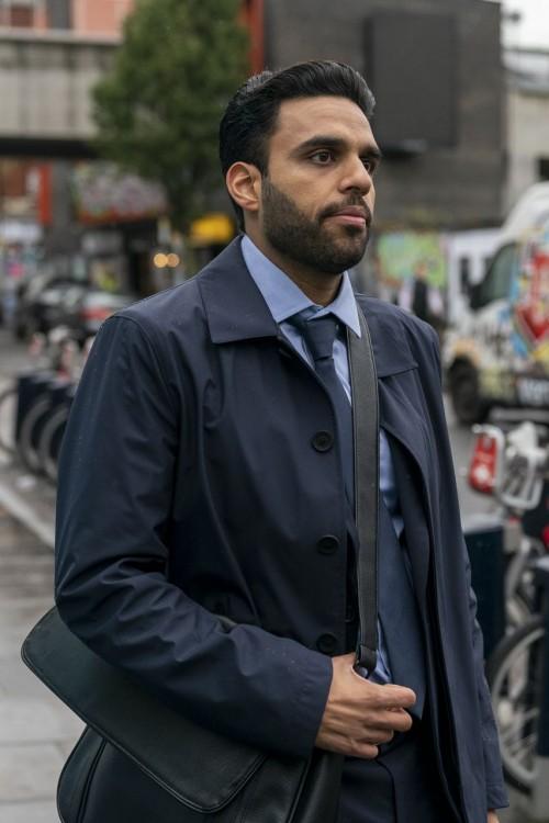 Raj Majaj as Mo- Killing Eve _ Season 3, Episode 3 - Photo Credit: Des Willie/BBCA