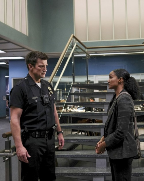the rookie episode 219 the q word promotional photo 07