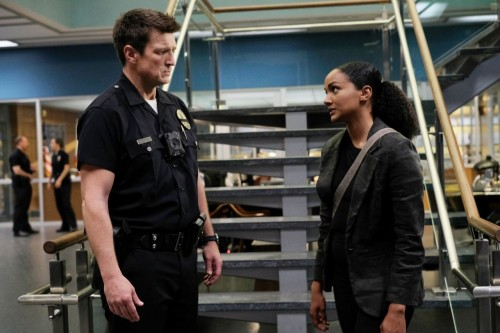 the rookie episode 219 the q word promotional photo 24