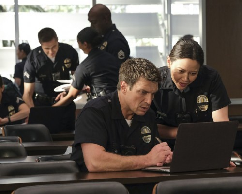 the rookie episode 219 the q word promotional photo 29