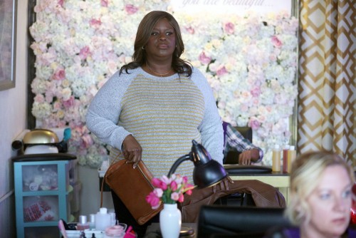 "GOOD GIRLS -- ""Synergy"" Episode 311 -- Pictured: Retta as Ruby Hill -- (Photo by: Jordin Althaus/NBC"