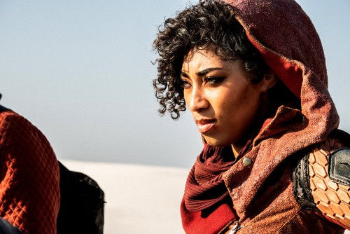 """VAGRANT QUEEN -- """"Temple of Doom"""" Episode 105 -- Pictured: Adriyan Rae as Elida -- (Photo by: Riyaaz"""