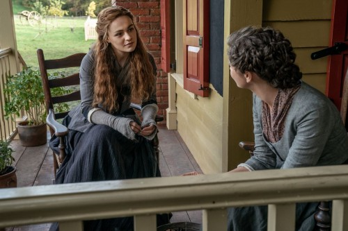 outlander episode 511 journeycake promotional photo 03