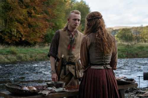 outlander episode 511 journeycake promotional photo 07