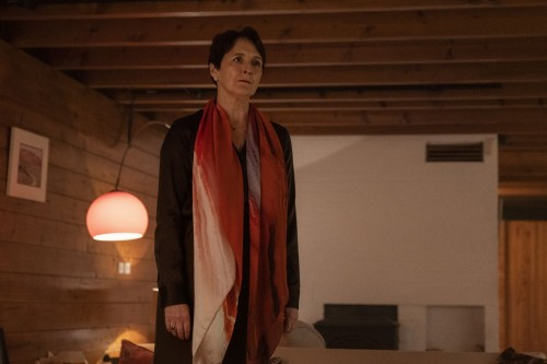 Fiona Shaw as Carolyn Martens - Killing Eve _ Season 3, Episode 7 - Photo Credit: Laura Radford/BBCA