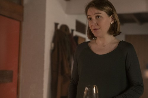 Gemma Whelan as Geraldine- Killing Eve _ Season 3, Episode 7 - Photo Credit: Laura Radford/BBCAmeric
