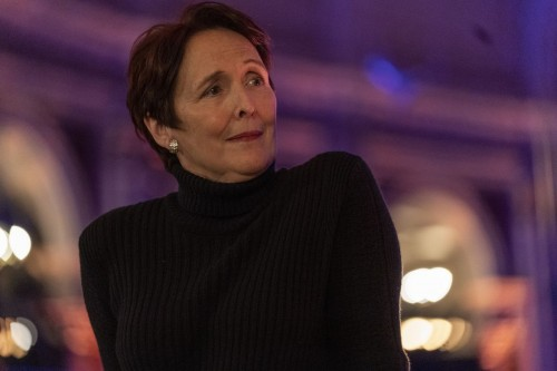 Fiona Shaw as Carolyn Martens - Killing Eve _ Season 3, Episode 8 - Photo Credit: Laura Radford/BBCA