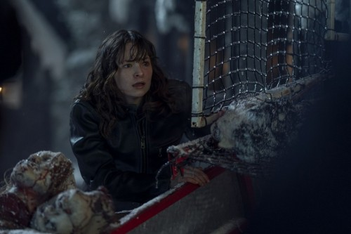 Ashleigh Cummings as Vic McQueen - NOS4A2 _ Season 2 - Photo Credit: Zach Dilgard/AMC