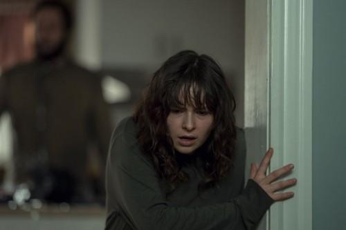 Ashleigh Cummings as Vic McQueen, Ebon Moss-Bachrach as Chris McQueen - NOS4A2 _ Season 2 - Photo Cr