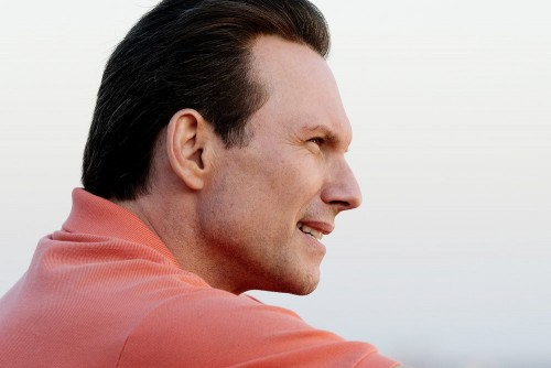 """DIRTY JOHN -- """"Marriage Encounter"""" Episode 203 -- Pictured: Christian Slater as Dan Broderick -- (Ph"""