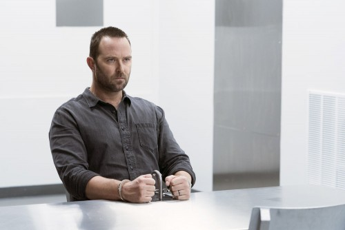 "BLINDSPOT -- ""Brass Tacks"" Episode 509 -- Pictured: Sullivan Stapleton as Kurt Weller -- (Photo by:"
