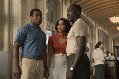 jonathan majors jurnee smollett michael k williams