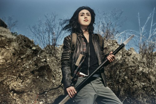 Alexa Mansour as Hope- The Walking Dead: World Beyond _ Season 1, Gallery - Photo Credit: Carlos Ser