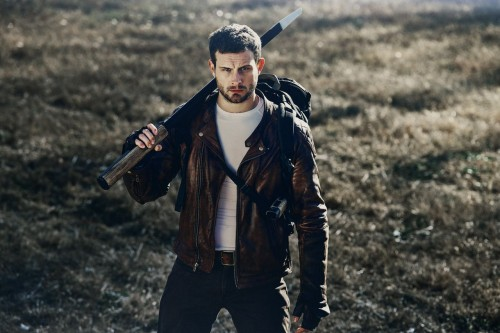 Nico Tortorella as Felix- The Walking Dead: World Beyond _ Season 1, Gallery - Photo Credit: Carlos