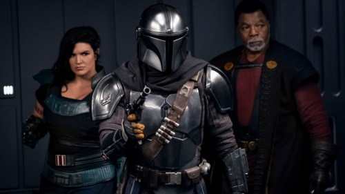 mandalorian season 2 cara greef