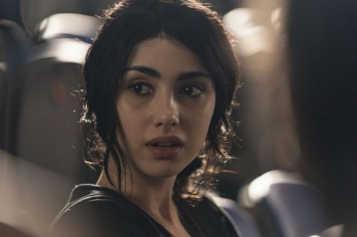 Alexa Mansour as Hope - The Walking Dead: World Beyond _ Season 1, Episode 1 - Photo Credit: Sarah S