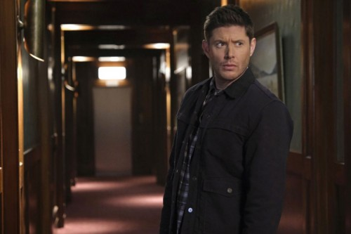"""Supernatural -- """"Drag Me Away (From You)"""" -- Image Number: SN1516A_0102r.jpg -- Pictured: Jensen Ack"""