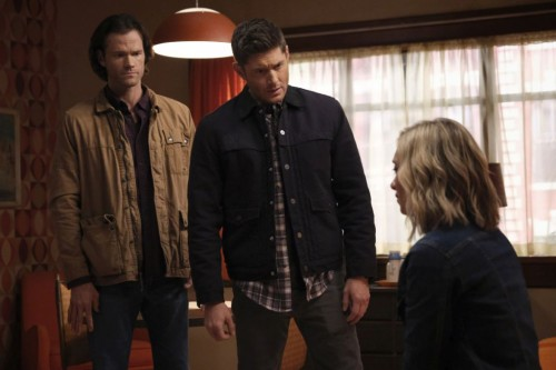 "Supernatural -- ""Drag Me Away (From You)"" -- Image Number: SN1516A_0218r.jpg -- Pictured (L-R): Jare"