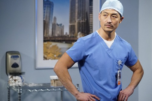 """CHICAGO MED -- """"When Did We Begin To Change"""" Episode 601 -- Pictured: Brian Tee as Ethan Choi  -- (P"""
