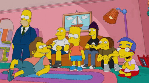 THE SIMPSONS: Bart becomes a voice-over actor and Comic Book Guy is humiliated at Comic-Con. Meanwhi