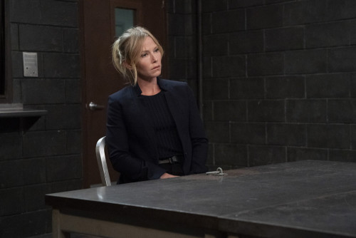 "LAW & ORDER: SPECIAL VICTIMS UNIT -- ""Remember Me In Quarantine"" Episode 22001 -- Pictured: Kelli Gi"