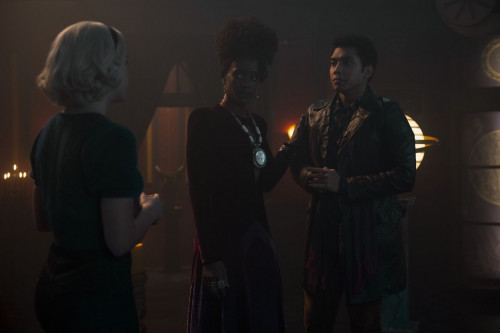 chilling adventures of sabrina part iv promotional photo 07