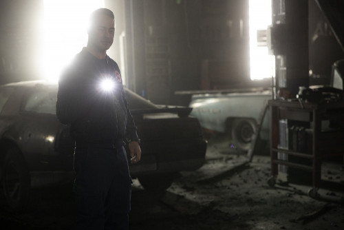 """CHICAGO FIRE -- """"Smash Therapy"""" Episode 903 -- Pictured: Taylor Kinney as Kelly Severide -- (Photo b"""