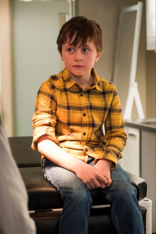"""RESIDENT ALIEN -- """"Homesick"""" Episode 102 -- Pictured:  Judah Prehn as Max Hawthorne -- (Photo by: Ja"""