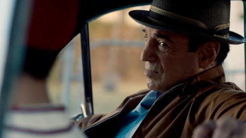 """THIS IS US -- """"There"""" Episode 507 -- Pictured in this screengrab: Peter Onorati as Stanley -- (Photo"""