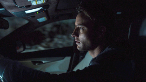 """THIS IS US -- """"There"""" Episode 507 -- Pictured in this screengrab: Justin Hartley as Kevin -- (Photo"""