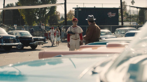 """THIS IS US -- """"There"""" Episode 507 -- Pictured in this screengrab: (l-r) Joaquin Obradors as Jack, Pe"""