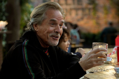 """KENAN -- """"Hard News"""" Episode 101 -- Pictured: Don Johnson as Rick -- (Photo by: Casey Durkin/NBC)"""